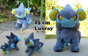 Luxray by yellow-fr3ak-photos