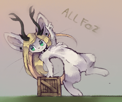 Allfoz dtmay by rumbletree6