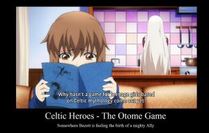 Celtic Heroes the game by neogoki