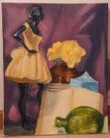 Still Life 1 WIP by jetlace