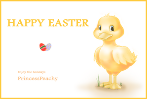 Happy Easter by LMP-TheClay