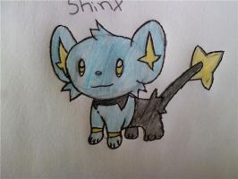 Shinx by KonekoKaulitz