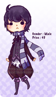 Adoptables SET PRICE: 01 [CLOSED] by JeanaWei