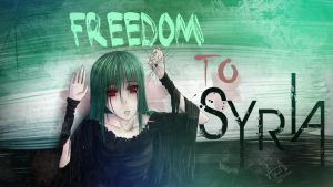 Freedom to Syria by awwabl