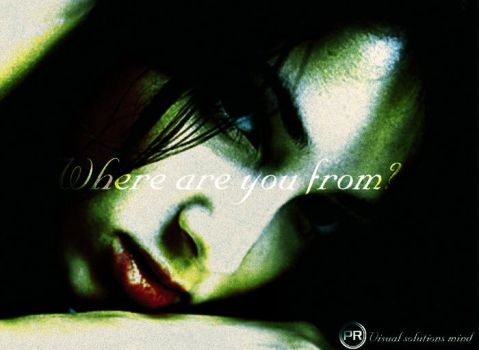 Where are you from by pauloramirez