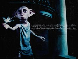 Dobby's Last -Spoilers- by whataboutren