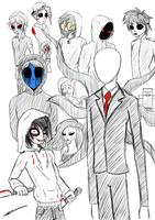 Creepypasta by AZ-Derped-Unicorn