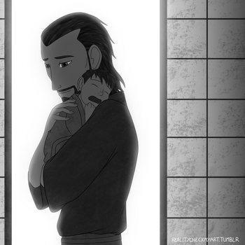 Never forget how much he loved you Kubo by realitycheckmyart