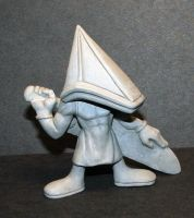 Pyramid Head Super deformed by Meadowknight
