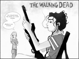 Mastering the Walking Dead by AndreasAlterEgo