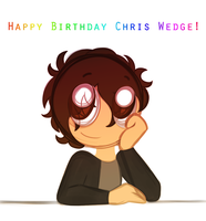 Happy Birthday Chris Wedge! by PuccaFanGirl