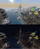 :Server: Lakeside Day/Night with Expansion by C-MaxisGR