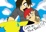 GET IN THE BALL by FactionFighter