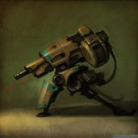 sentrygun by slipgatecentral