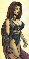 The witchblade by valraven