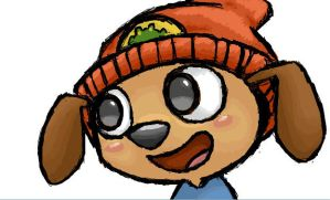 PaRappa the Rapper by Dynastid