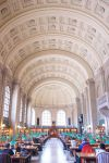 Boston Public Library (Bates Hall) by josephacheng