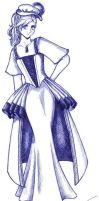 Fashion design 4 by ladylucrezia