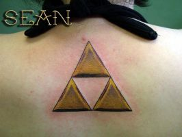 triforce by seanspoison