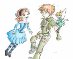 New Peter Pan 8D by Foreveryoung8