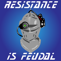 Resistance is Feudal by ilinamorato