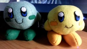 Tutorial - How to Make a Kirby Plushie by sab455