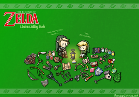 Link's Utility Belt by Moondrop27