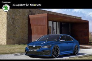 Skoda-Superb-RS-2 by Unlimited-Concept