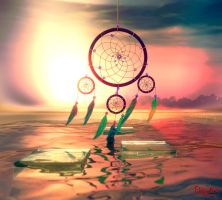 Dreamcatcher by FlitsArt