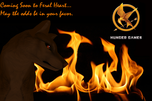 Feral Hearts - The Hunger Games by magic-s74