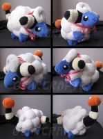 Mareep Plush by GearCraft