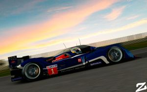 Peugeot 908 at Sebring 3 by ZowLe