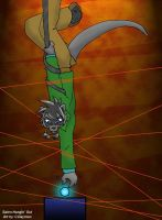 Salen is Hangin Out by ChaosStone