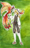 the Phoenix Tamer by SS-Chan
