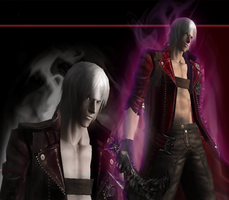 Devil May Cry 3 SE - Super Dante by Elvin-Jomar