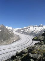 Aletsch Glacier - Switzerland by elodie50a