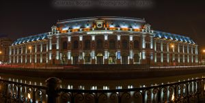 The Palace of Justice HDR by HDRenesys