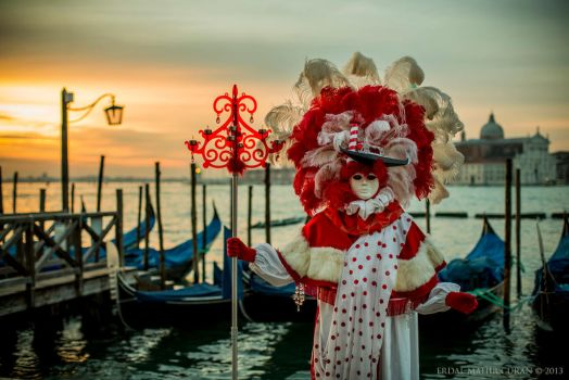 Venice Carnival 2013 by curan