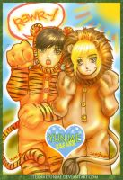 YunJae Safari illust Ver. by eternalyunjae