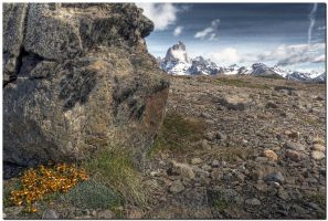 Fitz Roy V by kiebitz