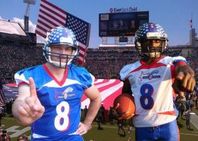 American Football by cdbmiles1