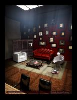 Red Room V by coisital