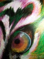 Tiger Eye 2010 by Sasust