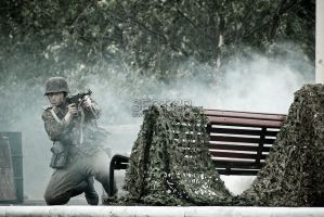 German Resistance by carlsilver