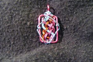 Blueberry Pendent by lisagems