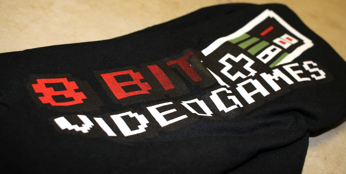 8-bit Swag (Shirt) by iNightfaller