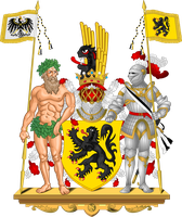 CoA Prussian Province of Flanders (unfinished) by TiltschMaster