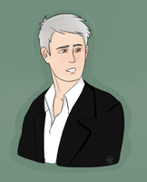 DI Greg Lestrade of New Scotland Yard by iEpicWaffleZ