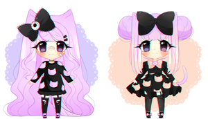 //Pastel Kittens Adopts - Auction - CLOSED by Pomii