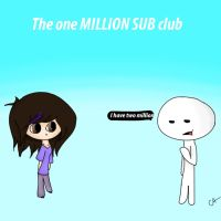 Jaiden Animations and theodd1sout comic    fanart by CaroFB